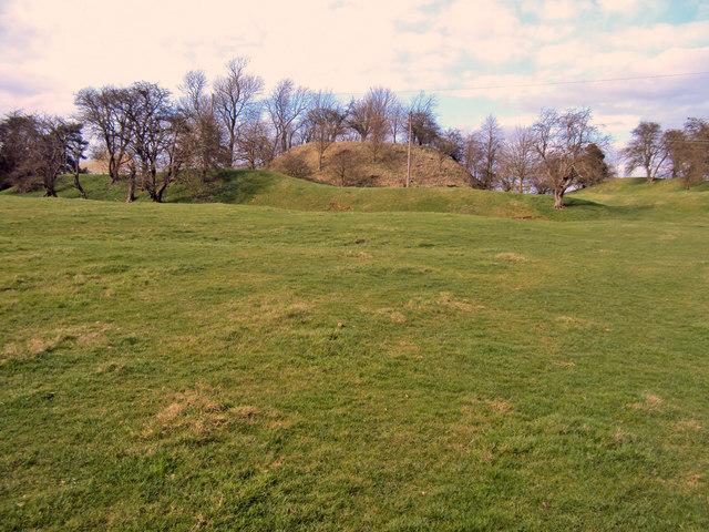 Seckington Castle