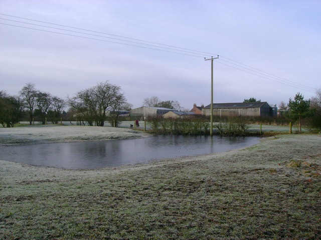 Frosty  morning  at  Beeford