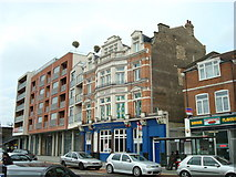 TQ4085 : The Eagle and Child public house, Forest Gate by Stacey Harris