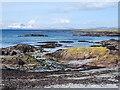NR7062 : Rocks and skerries by Patrick Mackie