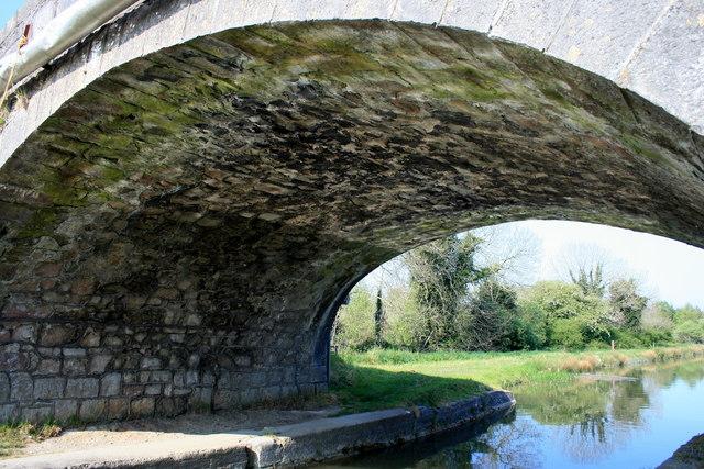 Under Rhode Bridge