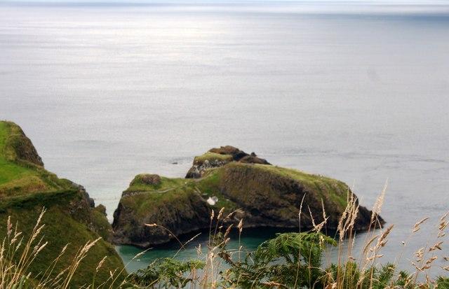 Carrick -a- Rede Island