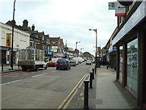 TQ4084 : Upton Lane, London E7 by Stacey Harris