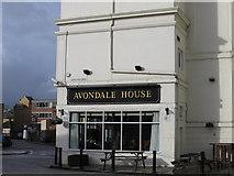 SU4212 : Avondale House, Carlton Crescent, Southampton by Alex McGregor