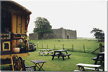 NR9057 : Skipness Castle by Darrin Antrobus
