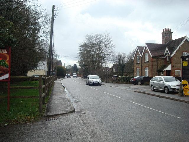 Main Road, near Biggin Hill