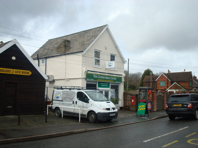 Conservatory shop, near Biggin Hill