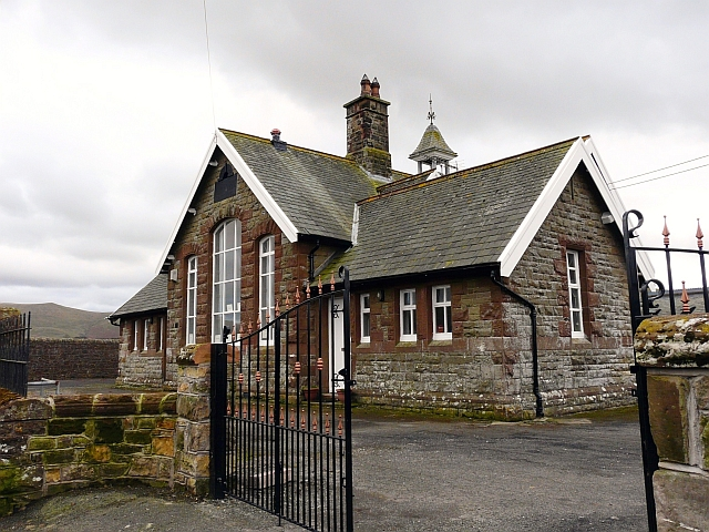 The Old School, Uldale