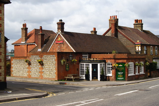 The King & Queen, Caterham-on-the-Hill, Surrey