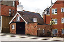 TQ3355 : Fire Engine House, Caterham-on-the-Hill, Surrey by Peter Trimming