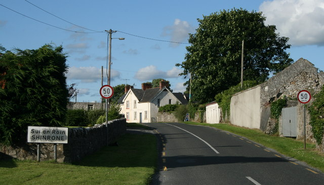 Shinrone, County Offaly