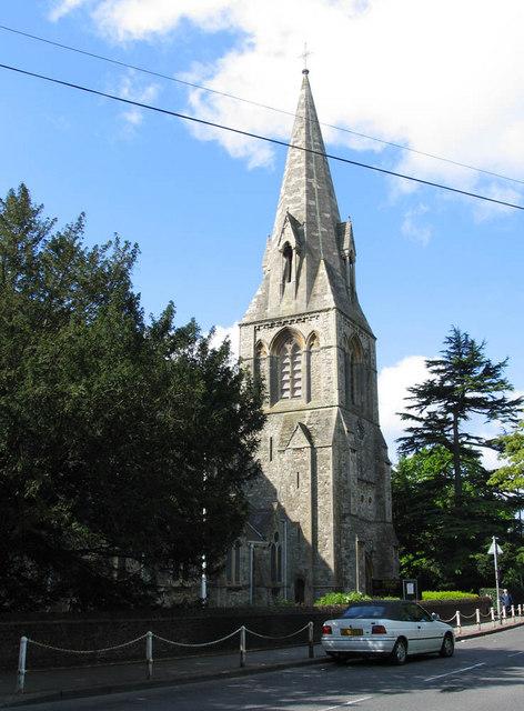 Christ Church, Southgate, London N14