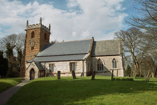 St. Andrew's Church, Wootton