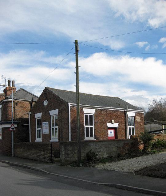 Old Sunday School, Wootton
