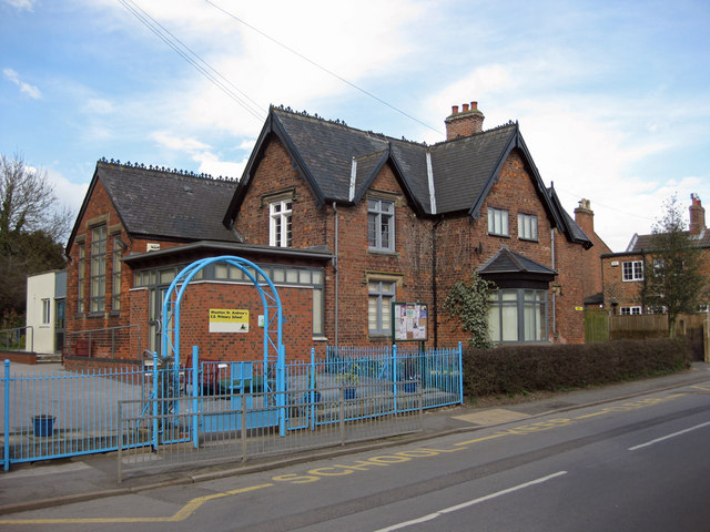 St. Andrew's C.E. Primary School, Wootton