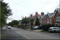 SU6351 : Cliddesden Road by Graham Horn