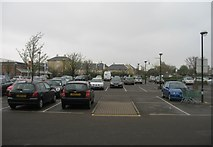 TL4658 : Beehive Centre car park by Given Up