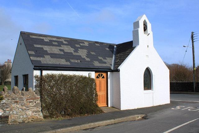 St. Cairbre's Church (Belle Abbey)