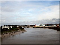 TQ0202 : River Arun Estuary by Paul Gillett