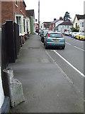 TL7835 : Castle Hedingham to Sudbury by Keith Evans