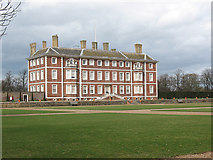 TQ1773 : Ham House: south side by Stephen Craven