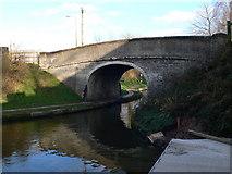 SJ8512 : The Tavern Bridge on the Shropshire Union Canal by Eirian Evans