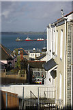 SW8132 : View from Swanpool Street, Falmouth by Stephen McKay