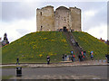SE6051 : Clifford's Tower by David Dixon