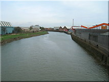 TA1031 : The River Hull from Clough Road by JThomas