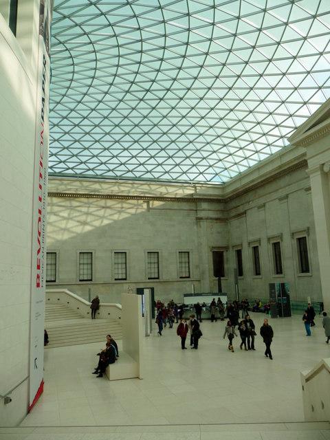 Great Court, British Museum, London WC1