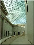 TQ3081 : Great Court, British Museum, London WC1 by Christine Matthews