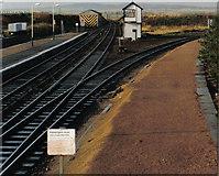 ND1559 : Georgemas Junction, 1989 by Andrew Abbott