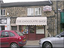SE2041 : The Chocolate Shop - High Street by Betty Longbottom