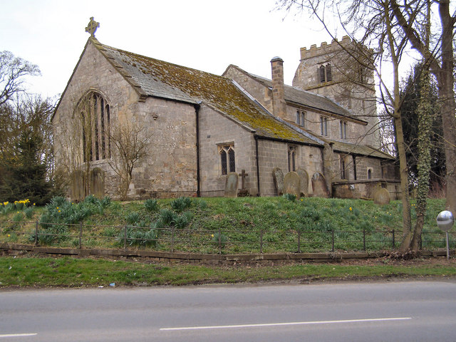The Church of St Michael and All Angels, Sutton Upon Derwent