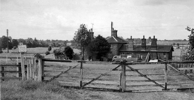 Berrington & Eye Station (remains)