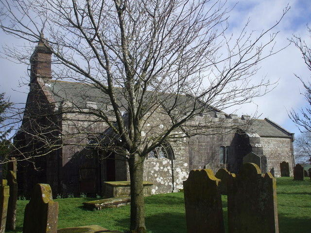 Church of St Michael & All Angels,Torpenhow