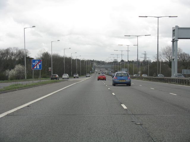 M40 Motorway - The End