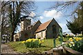 SP1246 : St Peter's, Pebworth by Colin Craig