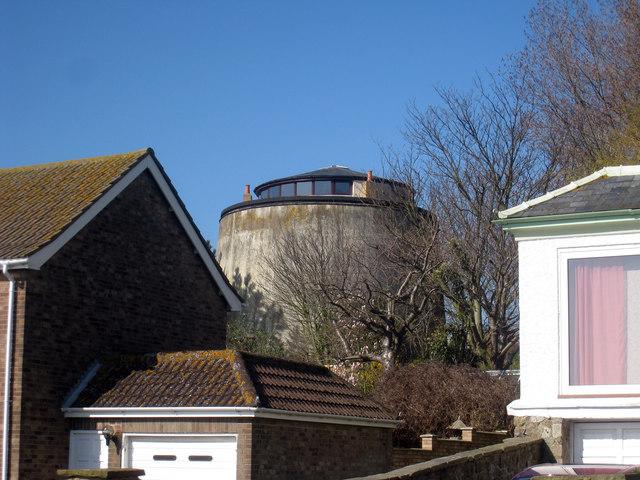Martello Tower number 2, Folkestone