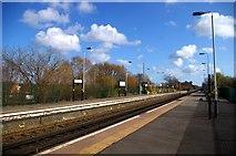SJ3384 : Bebington Station by Tiger