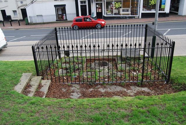 A Chalybeate Spring, Tunbridge Wells Common