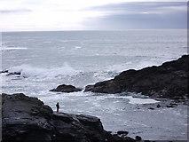 SW8471 : Trescore Islands by John Brightley