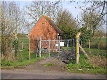 SP5200 : Pumping station, Kennington Road by David P Howard