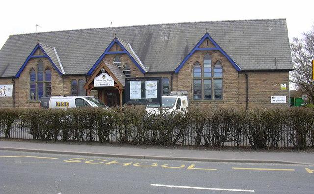 Tarleton Holy Trinity Church of England Primary School, Church Road, Tarleton