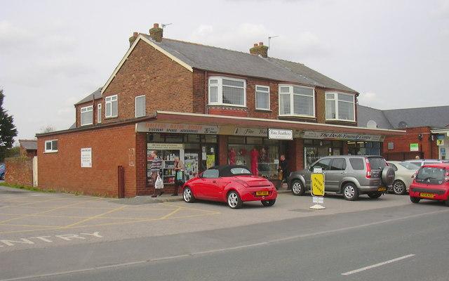 """Tarleton Motor Spares"" 63 Church Road, Tarleton, Preston, Lancashire, PR4 6UQ"