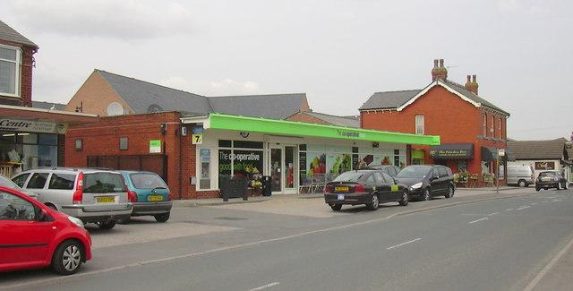The Co-Op Village Store, 71 Church Road, Tarleton, Preston, PR4 6UP