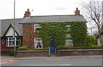 SD4520 : Cottage, Church Lane, Tarleton by Robert Wade