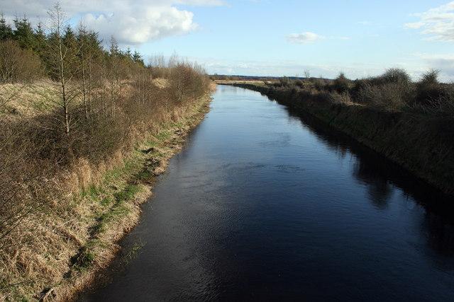 River Inny at Camagh Bridge