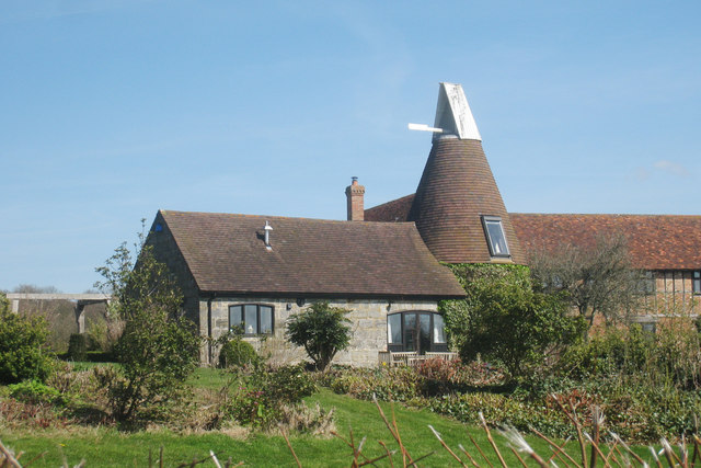 Streele Oast House, Dewlands Hill, Rotherfield, East Sussex