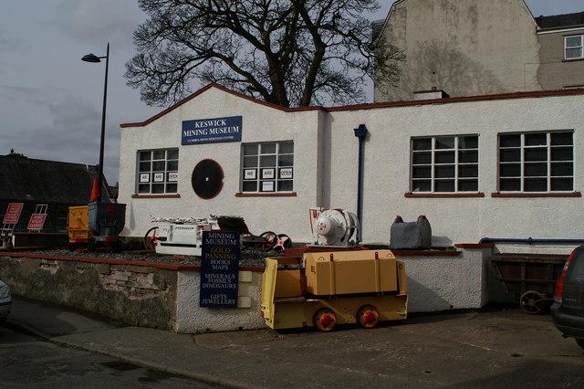 The Keswick Mining Museum